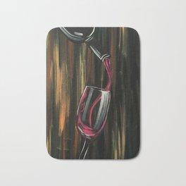 Fine Wine Bath Mat