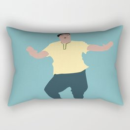 Kidnapping Caucasian Style Rectangular Pillow