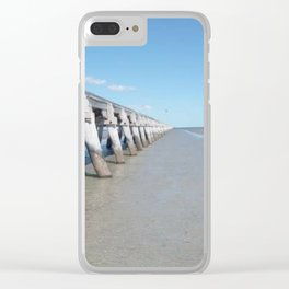 Long haul Clear iPhone Case