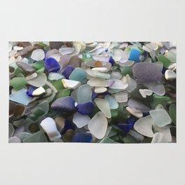 Sea Glass Assortment 5 Rug