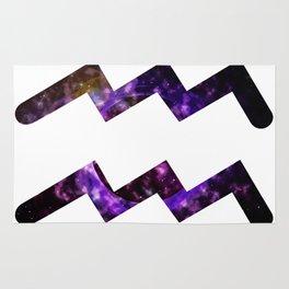 Galactic Aquarius Rug
