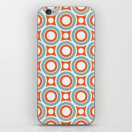 Hoops (70's style) iPhone Skin