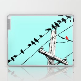 Brooke Figer - Assimilate Laptop & iPad Skin