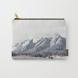 Frosty Flatirons Carry-All Pouch