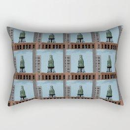 Pure Milk Montreal Rectangular Pillow