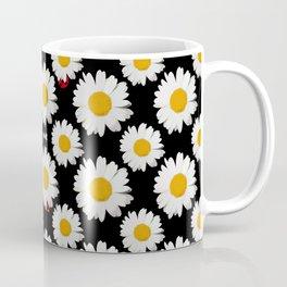 ladybug's Daisy Coffee Mug