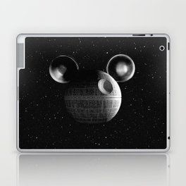 That's no moon... Disney Death Star Laptop & iPad Skin