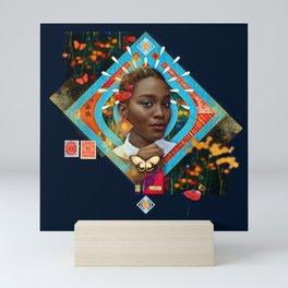 Thrive :: Fine Art Collage Mini Art Print