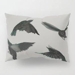 Common Starlings Pillow Sham