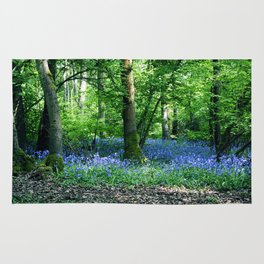 The Bluebell Dell Rug