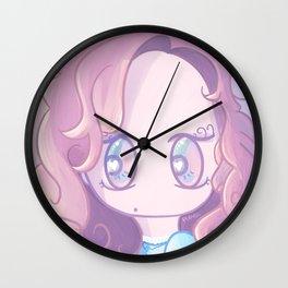 Allie fanart Wall Clock