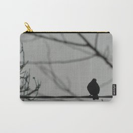 on the line of a thread Carry-All Pouch