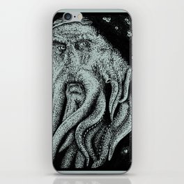 Do You Fear Death? iPhone Skin