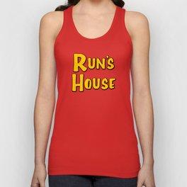 Run's House (Fuller House) Unisex Tank Top