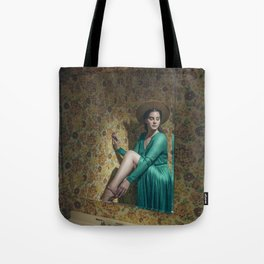 Roses Bloom for You Tote Bag