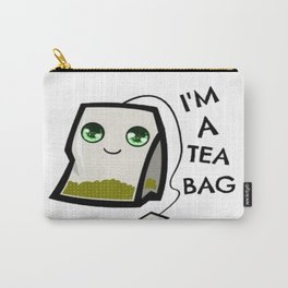 I Luv Tea Carry-All Pouch