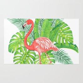 Flamingo Tropicale Rug