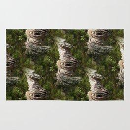 Natural artwork of the forest Rug