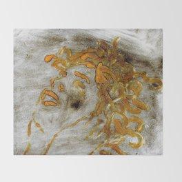Medusa-The Trauma Throw Blanket