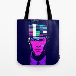 mnemonic_data_overload_ Tote Bag