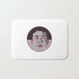 Hinomaru-circle of Murakami Bath Mat