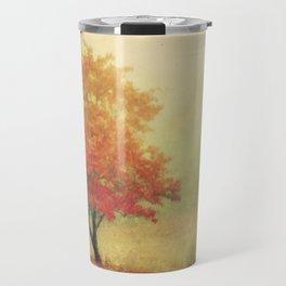 Moods of Autumn Travel Mug