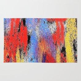 Multicolor pp Rug