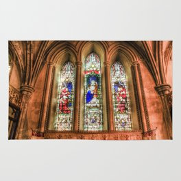 Stained Glass Windows Rug