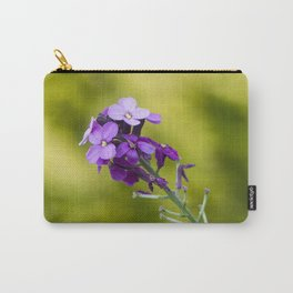 Purple nature Carry-All Pouch