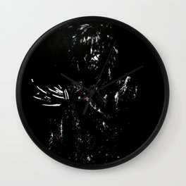 Nikki Sixx Wall Clock