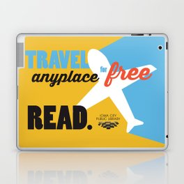 Travel - Iowa City Public Library Laptop & iPad Skin