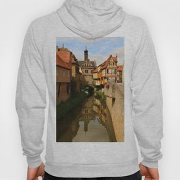 Medieval Village Reflection Hoody