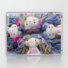 rainbow doll Laptop & iPad Skin