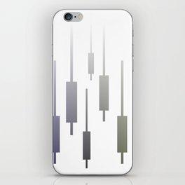Modern geometric background #society6 #decor #buyart #artprint iPhone Skin