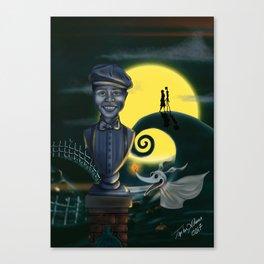 Client Commission Simpkins Son By Topher Adam Canvas Print