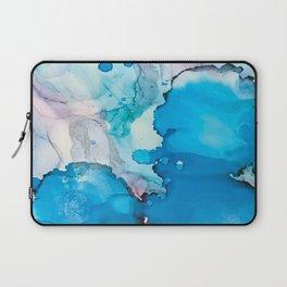 Drops of Blue Laptop Sleeve