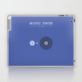 "NOT ""The New Vinyl"" — Music Snob Tip #082 Laptop & iPad Skin"