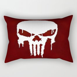 Punisher Rectangular Pillow