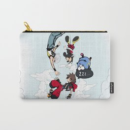 Kingdom Hearts - Dream Drop Distance Carry-All Pouch