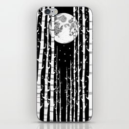 MoonLight Dream iPhone Skin