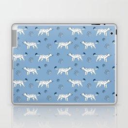 snow leopard pattern Laptop & iPad Skin