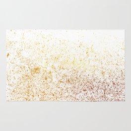 golden dusts#3 Rug