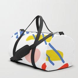 Memphis Zazzle Duffle Bag