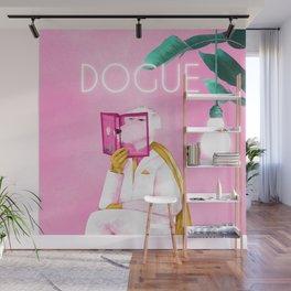 Dogue - Albert Camus Wall Mural