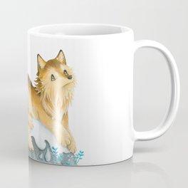 Dreamy Wolf Coffee Mug