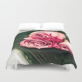 Rose Book Duvet Cover