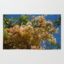Wilhelmina Tenney Rainbow Shower Tree Rug