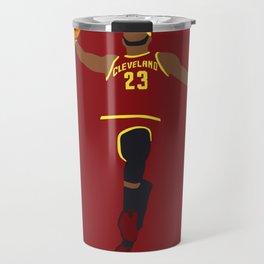 NBA Players | Lebron Dunk Travel Mug