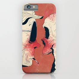 Hunter S. Thompson iPhone Case