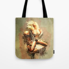 Release Me Tote Bag